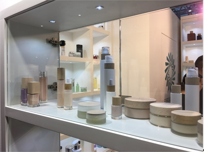 Bio ethic cosmétique produits recyclables
